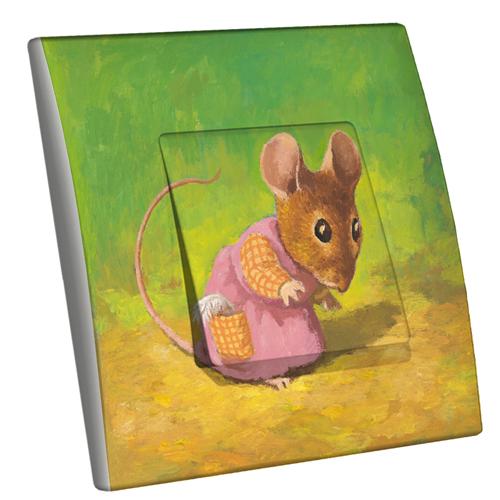 Interrupteur d cor am lie la souris for Interrupteur decore