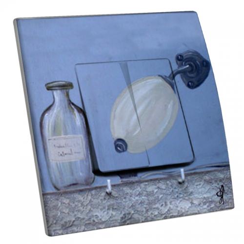 Interrupteur d cor savon for Interrupteur decore