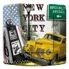 "INTERRUPTEUR DÉCORÉ ""NEW YORK YELLOW CAB"""