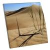Interrupteur décoré Désert de sable