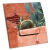 Interrupteur décoré Cactus