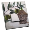 Interrupteur décoré Huile d'Olive