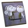 Interrupteur décoré 2 Fleurs