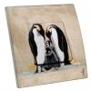 Interrupteur décoré Pingouin