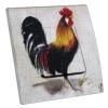 Interrupteur décoré Coq