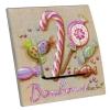 Interrupteur décoré Bonbons