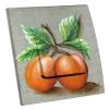 Interrupteur décoré Abricots