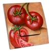 Interrupteur décoré Tomates