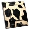 Interrupteur décoré Vache