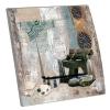 Interrupteur décoré Zen et Signe