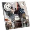 Interrupteur décoré Collage Objets