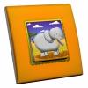 Interrupteur décoré Éléphant