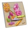Interrupteur décoré Bonbons et sucette