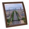 Interrupteur décoré Paris - Avenue Charles De Gaulle