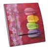 Interrupteur décoré  Macarons et fleurs - MARTINI
