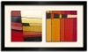 TABLEAU UNO 20X20   ABSTRACTIONS
