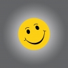 INTERRUPEUR DECORE SMILEY SOURIRE 2