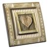 Interrupteur décoré Coeur