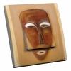 Interrupteur décoré Mask L.FAYS