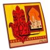 Interrupteur décoré Maroc Main Fatima