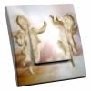 Interrupteur décoré Danse des Anges