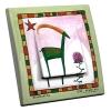 Interrupteur décoré Chamois 2