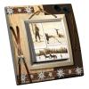 Interrupteur décoré Souvenirs de ski