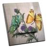 Interrupteur décoré Papillons
