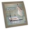 Interrupteur décoré Bain et Savon