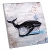 Interrupteur décoré Baleine