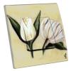 Interrupteur décoré Tulipe