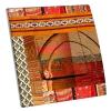 Interrupteur décoré Couleurs du Maroc