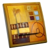 Interrupteur décoré Abstract L.FAYS