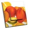 Interrupteur décoré Composition de Fruits