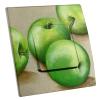 Interrupteur décoré Pommes