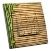 Interrupteur décoré Bamboo