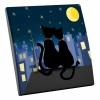 Interrupteur décoré Amour de Chat