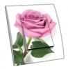 Interrupteur décoré Rose