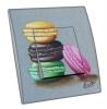Interrupteur décoré 4 Macarons