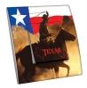 Interrupteur décoré  USA - Texas Cowboy