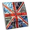 Interrupteur décoré  London - Art Déco - L.FAYS