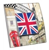 Interrupteur décoré  London - Carnaby street