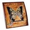 Interrupteur décoré  Atelier Déco - Papillon de nuit - L.FAYS