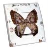 Interrupteur décoré  Atelier Déco - Gold Papilio - L.FAYS