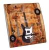 Interrupteur décoré  Atelier Déco - Love My Guitare - L.FAYS